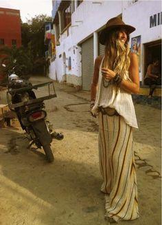 Hippie Style | http://celebritiesphotograph.blogspot.com