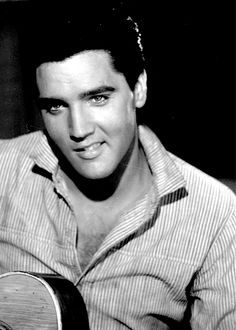 I have a feeling that if I were alive during the 50's I would have been a big Elvis fan!