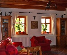 Cozy Cottage, Cottage Homes, Cozy House, Chalet Interior, Farmhouse Interior, Interior Design, Simply Home, Inside Home, Traditional House