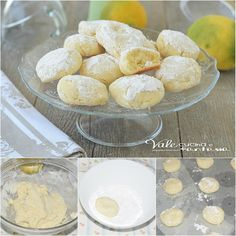 Biscotti Cookies, Muffin, Lemon, Food And Drink, Gluten Free, Sweets, Bread, Cooking, Healthy
