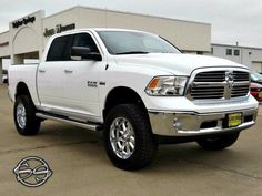 2017 Ram 1500 Lone Star! 6 Inch Lift, 20 Inch XD Series Wheels, Nito Tires, Nerf Bars! Take it for a test drive!