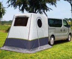 For Renault Trafic, Ford Transit Custom, Fiat Talento, Opel Vivaro, Nissan ( - € Truck Camper, Opel Vivaro Camper, Ford Transit Camper, Diy Camper, Equipement Camping Car, Ford Nugget, Van Tent, Campervan Accessories, Nissan