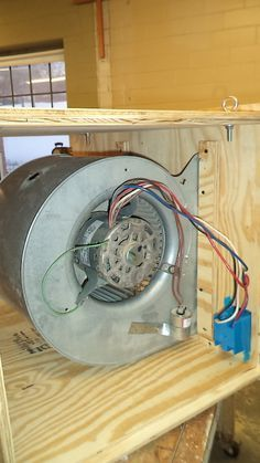 Shop Air Cleaner #1: Start of the Build - by Fr. Thomas Bailey, OSB @ LumberJocks.com ~ woodworking community