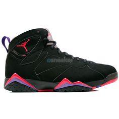 on sale ed531 4f960 Air Jordan VII (7) Retro Raptors 2012 GS ❤ liked on Polyvore Tenis,