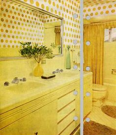 Image detail for -yellow-bath2