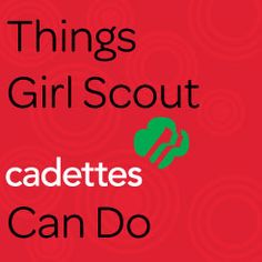 Girl Scouts | For Girls » Activities