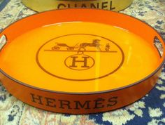 best birkin replica reviews - Hermes Logo Tray Orange Hermes Replica Tray 20x14x2.5 ...