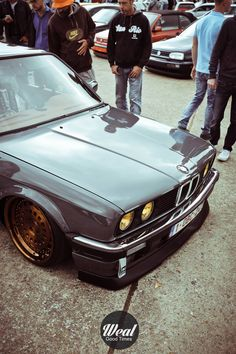 Bmw E24, Bmw Classic Cars, Old School Cars, Bmw 3 Series, Car Tuning, E30, Modified Cars, Sexy Cars, Fast Cars