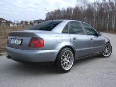 1996 audi a4 quattro | NOS-Kipson's 1996 Audi A4