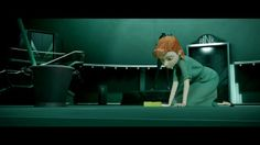 In the late fifties, in the world famous Roller Derby Hall of Fame, the daily routine of an unassuming cleaning lady will unexpectedly go freewheeling, kicking-off her whole new life.  2012 SUPINFOCOM Arles Graduation short movie  Directed by : Florian PICHON ( animateflo@gmail.com -www.florianpichon.blogspot.com ) Héloise PAPILLON ( helo.papillon@gmail.com - www.helopap.blogspot.com ) Lucas MORANDI ( lmorandi@gmail.com- www.lmandori.blogspot.com ) Julien PEREZ ( ...