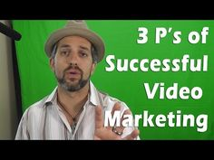 This video is for the person who wants to start or improve their video marketing efforts. Chances are, most tips you're getting online are either too advanced or … source