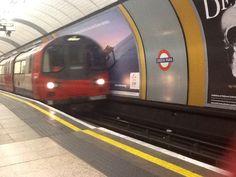 Green Park London Underground Station.