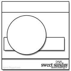 Sweet Sunday Sketch Challenge 256