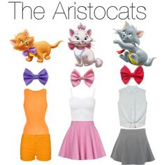 """""""The aristocats"""" by disneybelieverr on Polyvore"""
