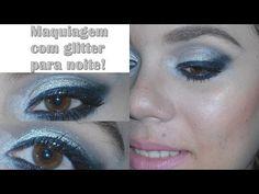 Assista esta dica sobre Tutorial: Maquiagem com glitter para noite - Juli Ferreira e muitas outras dicas de maquiagem no nosso vlog Dicas de Maquiagem.