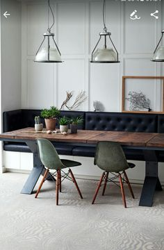 Trendy Kitchen Window Seat With Table Wall Colors Banquette Seating In Kitchen, Kitchen Benches, Dining Nook, Dining Table In Kitchen, Dining Room Design, Kitchen Banquet Seating, Dining Room Bench Seating, Booth Dining Table, Dining Bench With Back