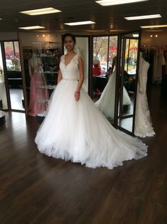 Too simple. Another ball gown type.