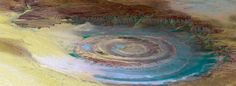 Dark Roasted Blend: The Richat Structure: The Eye of the Earth