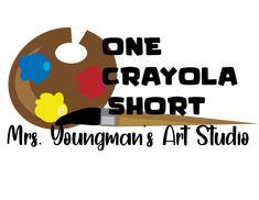 One Crayola Short: Paper Mache Fish Kindergarten Curriculum, Art Teachers, Elementary Art, Mythical Creatures, Paper Mache, Recycling, Fish, Projects, Log Projects