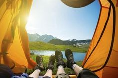 couple camping romantic - Google Search