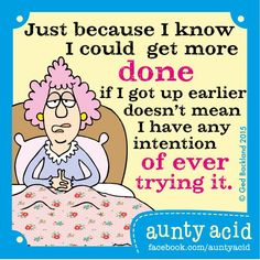 #Aunty_Acid just because I know