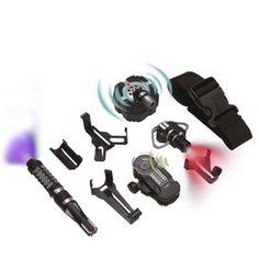 Mukikim SpyX Micro Gear Set, Black, Silver