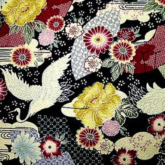 Japanese textile, beautiful japanese textiles, inspired by traditional Japanese culture