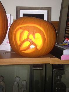 A pumpkin for Costa coffee shawlands , glasgow  #coffeebeans #logo #happyhalloween