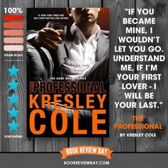 The Professional (The Game Maker #1) by Kresley Cole - Book Review Bay