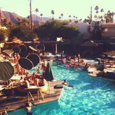 A Scene of Changery Palm Springs Hotels, Ace Hotel, Wild Hearts, Far Away, Good Times, Adventure Travel, Las Vegas, Scene, California