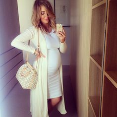 BUMP SELFIE > I can't get enough of this dress