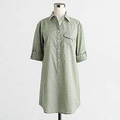 $34.50 - Women's Tunics : Shirts & Tops for Women   J.Crew Factory - Tunics
