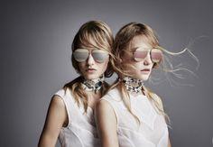 DIOR Split 1&2! My opinion the new IT sunglasses 2016!