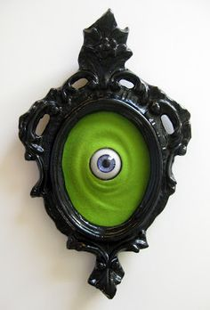 by Artist Jimmy Pickering - would make a terrific doorbell
