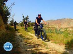Mountainbike in Kreta - Zorbas Island apartments in Kokkini Hani, Crete Greece 2020 Cycling Holiday, Greece Holiday, Out Of The Closet, Crete Greece, Walking In Nature, Go Outside, Spring Break, Mountain Biking, Bicycle