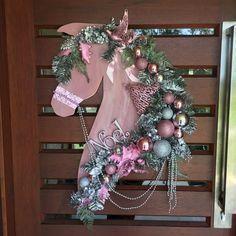 Hand Crafted Animal Door Garland