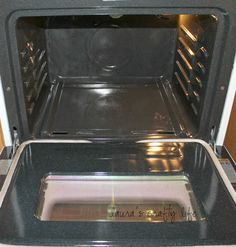 Lauras Crafty Life: Day 11: Clean Stove Top and Oven