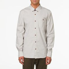 Olser Woven Shirt- solomon