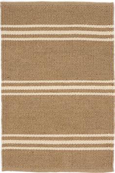 Lexington Ivory/Camel Indoor/Outdoor Rug | 8x10 ft $US914 | Dash & Albert