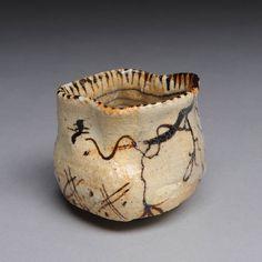 Artist: Suzuki Goro, Title: Sake Cup, Hai Shino