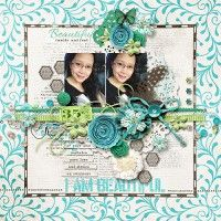 A Project by dianeskie from our Scrapbooking Gallery originally submitted 08/12/13 at 12:40 AM