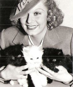 Jean Harlow ... Brought to you in part by StoneArtUSA.com ~ affordable custom pet memorials since 2001