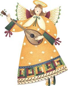 Debbie Mumm's Everyday Angels - Soma - Álbumes web de Picasa
