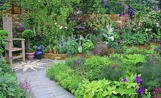 90 best Kleiner Garten images on Pinterest in 2018   Gardens, Little ...
