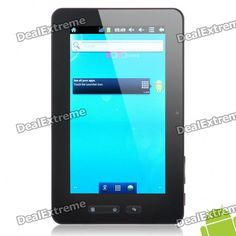 """29%OFF + 7"""" Android Tablet PC + Free Shipping"""