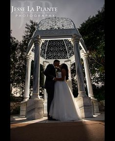Another stunning bride and groom portrait from Jesse La Plante Photography. #StonebrookWeddings #Love