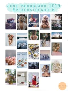 Sammanfattning av juni månads moodboard 2019 :) Juni, Mood Boards, Photo Wall, Peach, Frame, Home Decor, Picture Frame, Photograph, A Frame