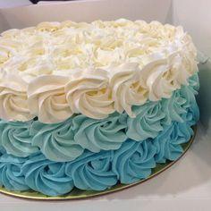 Image result for roses cake teal