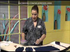 COMO HACER UN BOXER PASO A PASO DE FORMA SENCILLA PARTE 01 - YouTube