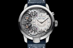 ByJovan Krstevski  The Armin Strom Mirrored Force Resonance previously comes only in gold and for a good reason. This watch is marvelous and has been developed by proper watchmakers such as Astide Janvier and Abraham-Louis Breguet
